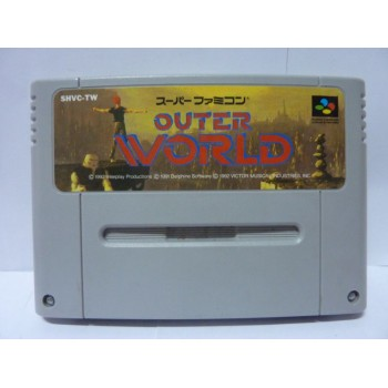 OUTER WORLD / ANOTHER WORLD (Cart. seule) Jap