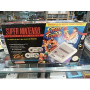 SUPER NINTENDO PACK STREET FIGHTER 2