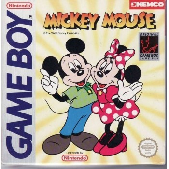 MICKEY MOUSE (Cart. seule)