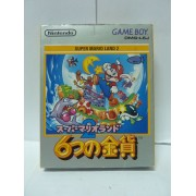 SUPER MARIO LAND 2 JAP