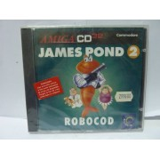JAMES POND 2 amiga cd 32 (neuf)