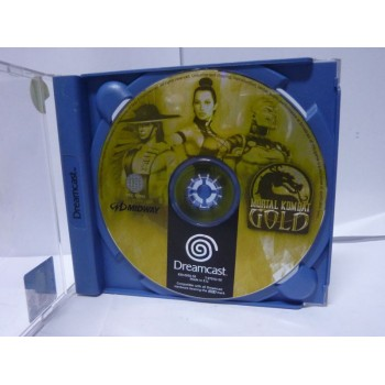 MORTAL KOMBAT GOLD (CD SEUL)