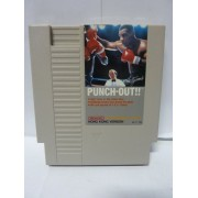 PUNCH OUT Mike Tyson Hong Kong Version (cart. seule)