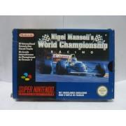 NIGEL MANSELL'S WORLD CHAMPIONSHIP RACING (cart. seule)