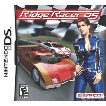 RIDGE RACER DS usa