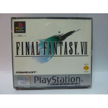 FINAL FANTASY VII Platinum Edition