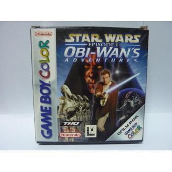 STAR WARS Episode 1 Obi Wan's Adventures
