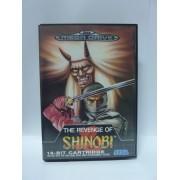 THE REVENGE OF SHINOBI (cart. seule)
