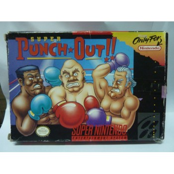 SUPER PUNCH OUT Usa (sans notice)