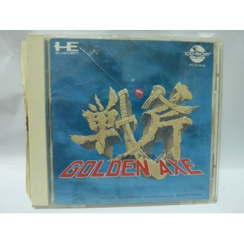 GOLDEN AXE Sodipeng cd