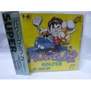 POWER GOLF 2 avec spincard