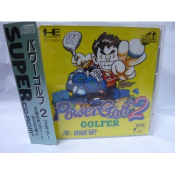 POWER GOLF 2 avec spincard