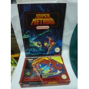 SUPER METROID Pal Fah avec guide Complet