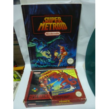 SUPER METROID Complet + Guide