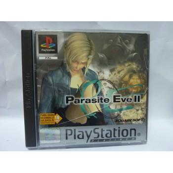 PARASITE EVE II pal platinum