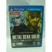 METAL GEAR SOLID HD EDITION Jap