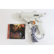 GUN DREAMCAST avec HOUSE OF THE DEAD 2 jap