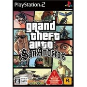GTA SAN ANDREAS Japan (sans notice)