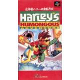HARLEYS HUNMONGUOUS ADVENTURE