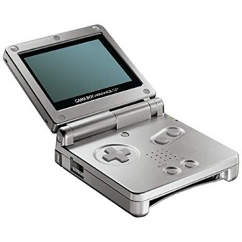 GBA SP grise + chargeur