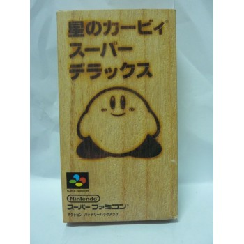 KIRBY SUPER DELUXE Jap