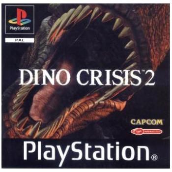 DINO CRISIS 2 pal