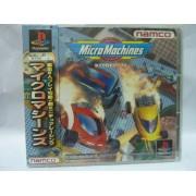 MICRO MACHINES jap (neuf)