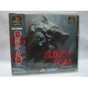 BLOODY ROAR jap (neuf)