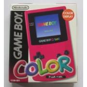 GAME BOY COLOR Rouge jap Complet