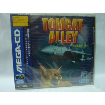 TOMCAT ALLEY jap (neuf)