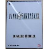 "FINAL FANTASY IX ""Guide Officiel""(Neuf)"