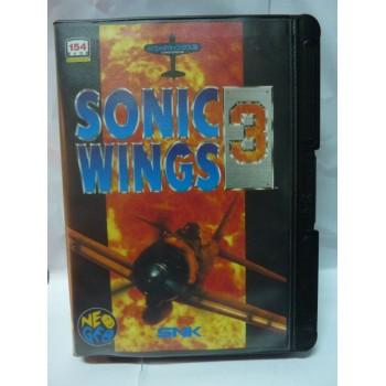 SONIC WINGS 3 aes