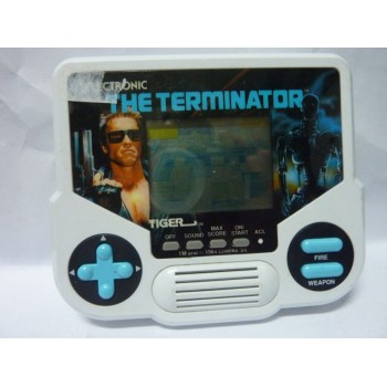 TERMINATOR TIGER ELECTRONIC GAME