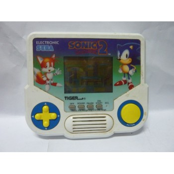 SONIC 2 TIGER ELECTRONIC GAME