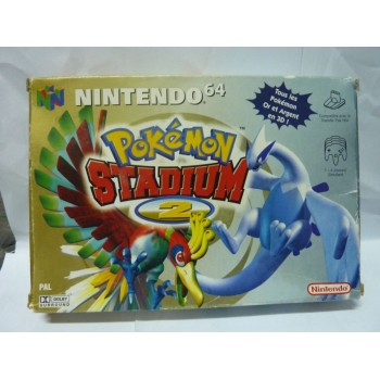 POKEMON STADIUM 2 Pal Fra complet