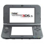 NINTENDO NEW 3DS XL NOIR METALLIQUE (complète)