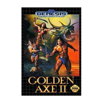 GOLDEN AXE 2 usa