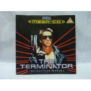 NOTICE DE THE TERMINATOR Mega Cd