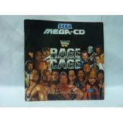 NOTICE DE RAGE IN THE CAGE mega cd