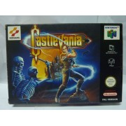 CASTLEVANIA 64 Pal complet
