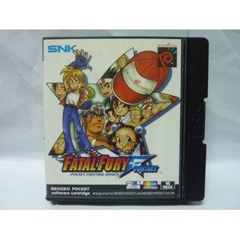 FATAL FURY FIRST CONTACT