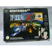 F-ZERO X pal (boite abîmée)