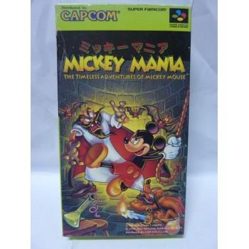 MICKEY MANIA (sans notice)