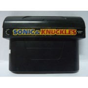 SONIC & KNUCKLES md (cart. seule)
