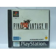 FINAL FANTASY VI Pal
