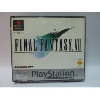 FINAL FANTASY VII Platinum Edition (sans notice)