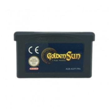 GOLDEN SUN 2 L'AGE PERDU (cart. seule)