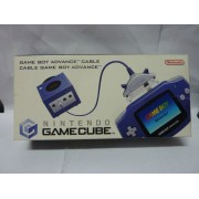 CABLE Link GC to GBA Nintendo Officiel complet