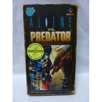 ALIEN VS PREDATOR (cart. seule)