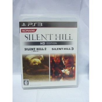 SILENT HILL HD EDITION